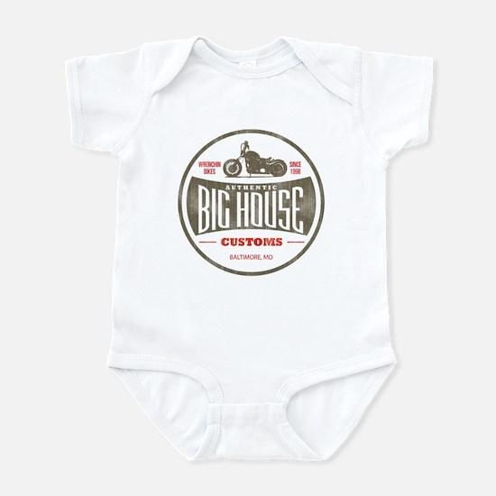 VINTAGE BIKER Infant Bodysuit