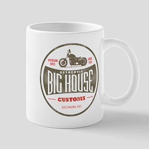 VINTAGE BIKER Mug