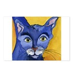 CAT 5 Ringing in the Blues Postcards (Package of 8