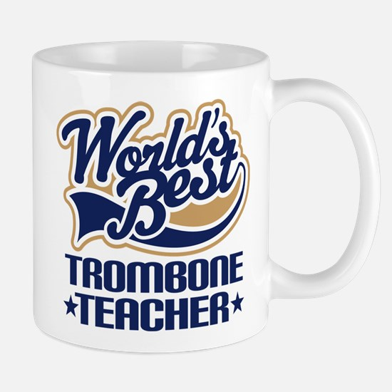 Trombone Teacher Mug