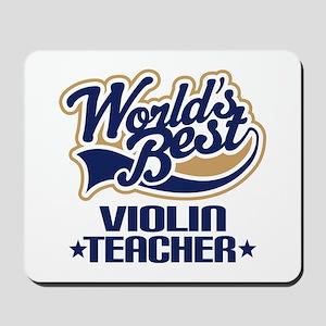 Violin Teacher Mousepad