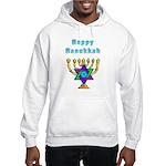 Happy Hanukkah Hooded Sweatshirt