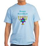 Happy Hanukkah Light T-Shirt