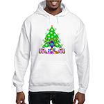 Christmas and Hanukkah Hooded Sweatshirt