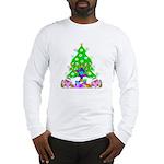 Christmas and Hanukkah Long Sleeve T-Shirt