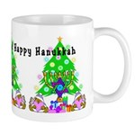 Christmas and Hanukkah Mug
