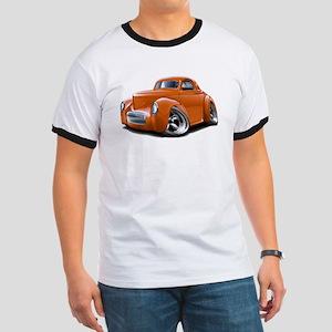 1941 Willys Orange Car Ringer T