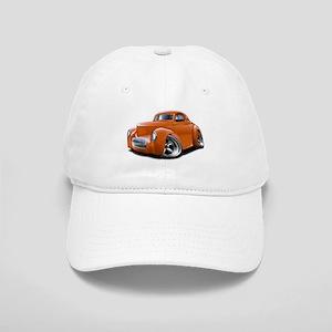 1941 Willys Orange Car Cap