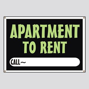 Apartment to rent Banner