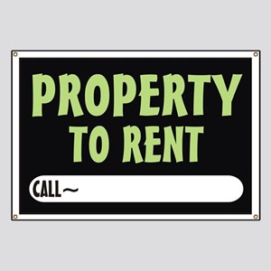 Property to rent Banner