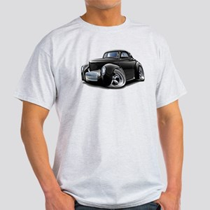 1941 Willys Black Car Light T-Shirt