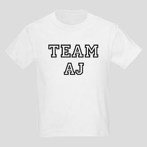Team Aj Kids T-Shirt