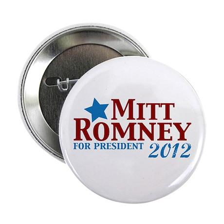 "Mitt Romney 2012 2.25"" Button (10 pack)"