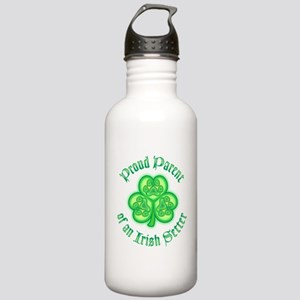 Proud Parent of an Irish Sett Stainless Water Bott
