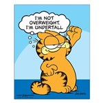 "Garfield ""I'm Undertall"" Small Poster"