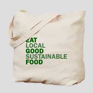 Eat Good Food Tote Bag