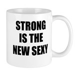 Strong is the new Sexy Mug