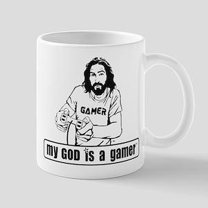 My God is a Gamer Mug