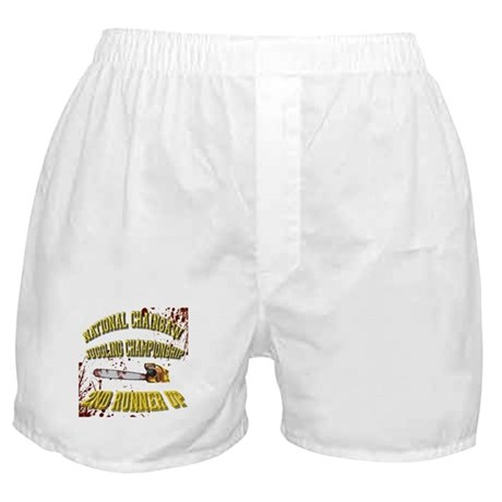 Chainsaw Juggling Boxer Shorts
