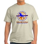 TakaWhip Airlines Light T-Shirt