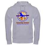 TakaWhip Airlines Hooded Sweatshirt
