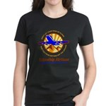 TakaWhip Airlines Women's Dark T-Shirt