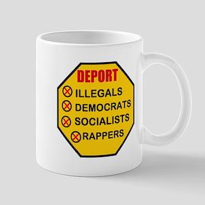 DEPORT THEM ALL Mug