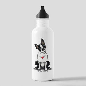 Boston Rocker T Stainless Water Bottle 1.0L
