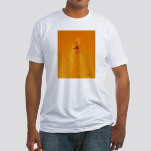 Wing Walker 1 Fitted T-Shirt