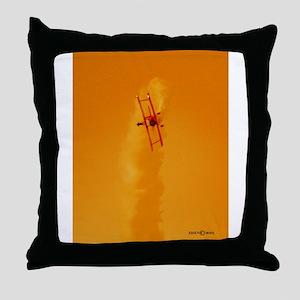 Wing Walker 1 Throw Pillow