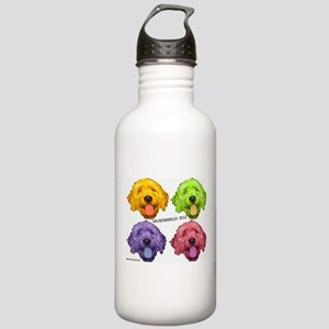 Goldendoodles Rule Stainless Water Bottle 1.0L
