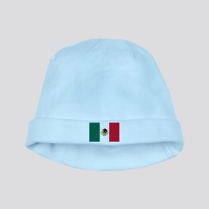 Mexico Flag baby hat