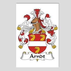 Arndt Postcards (Package of 8)