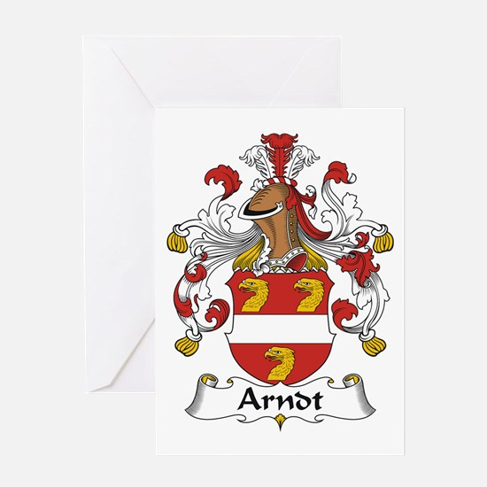 Arndt Greeting Card