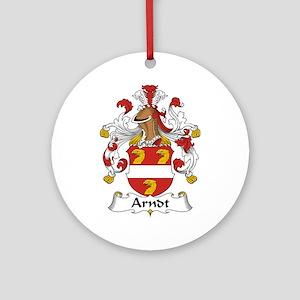 Arndt Ornament (Round)