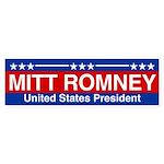 Romney for President Sticker