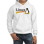 Linux Logo Hooded Sweatshirt