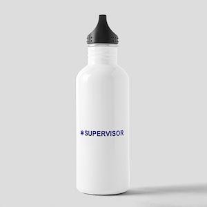 EMS Supervisor Stainless Water Bottle 1.0L
