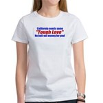 Cal Tough Love Women's T-Shirt