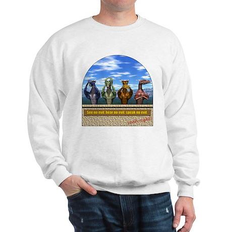 Yeah Right! Sweatshirt