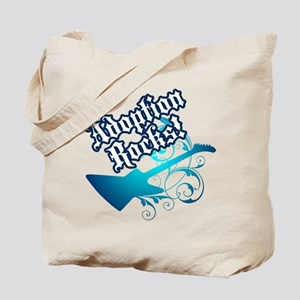 Adoption Rocks! - Tote Bag
