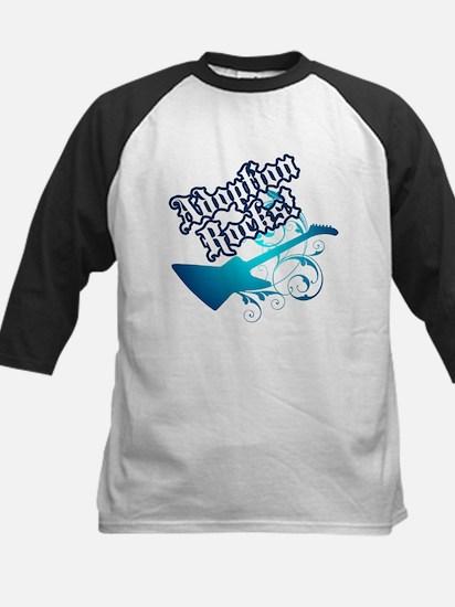 Adoption Rocks! - Kids Baseball Jersey