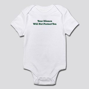 Your Silence Infant Creeper