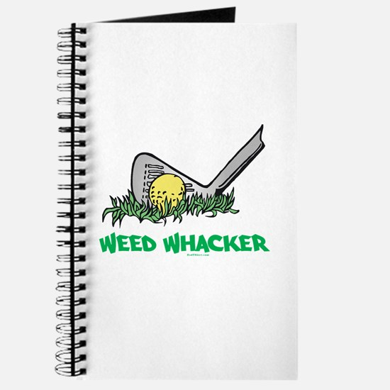 Weed Whacker Sports Journal