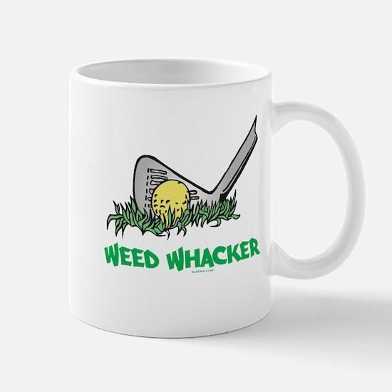 Weed Whacker Sports Mug