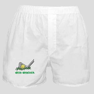 Weed Whacker Sports Boxer Shorts