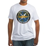 NAVAL SECURITY GROUP DET, PEARL HARBOR Fitted T-Sh