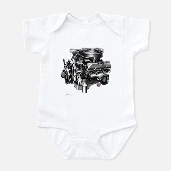 Block Infant Bodysuit