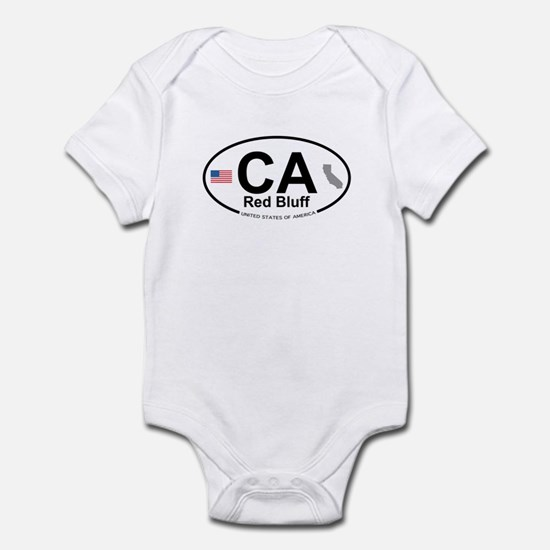 Red Bluff Infant Bodysuit