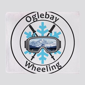 Oglebay Resort - Wheeling - West V Throw Blanket